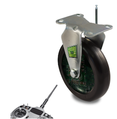 remote controlled caster
